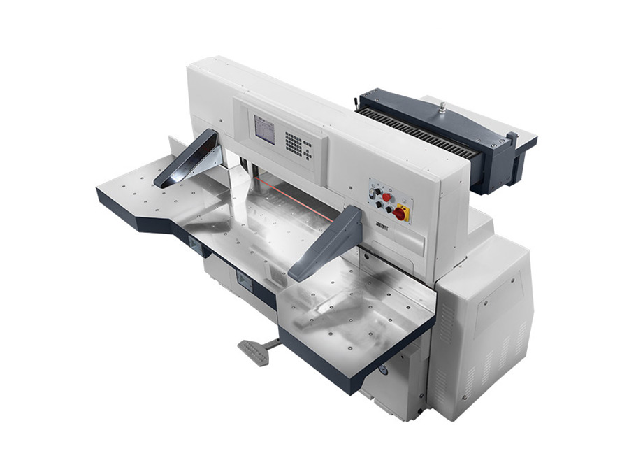 QZYK920DFT程控切紙機