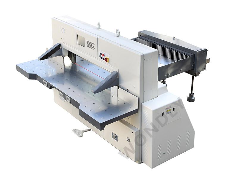 QZYK1700DL程控切紙機