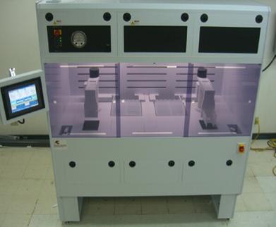 全自动硅片清洗机设备