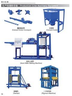 制磚機配套設備