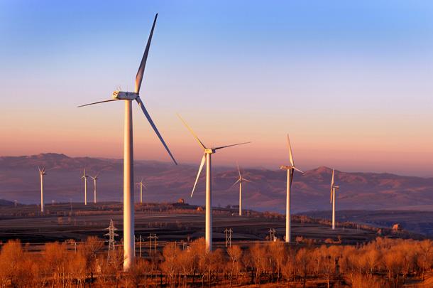风力发电编码器应用