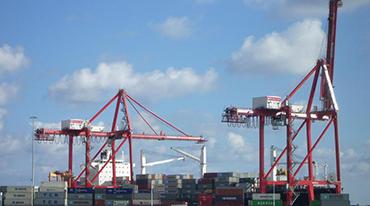 应用于海洋平台和船舶行业