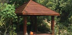 防腐木材的保养方法