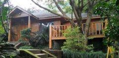 选择居住防腐木房屋的理由