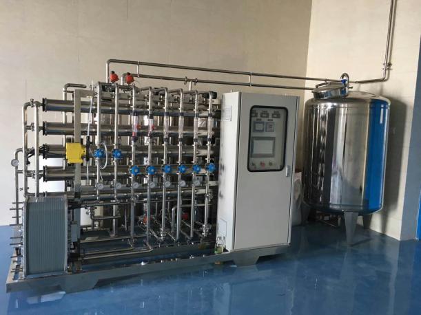 鋰電行業超純水設備