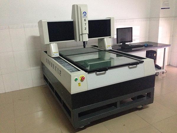 龙门式影像测量仪(非标定制)