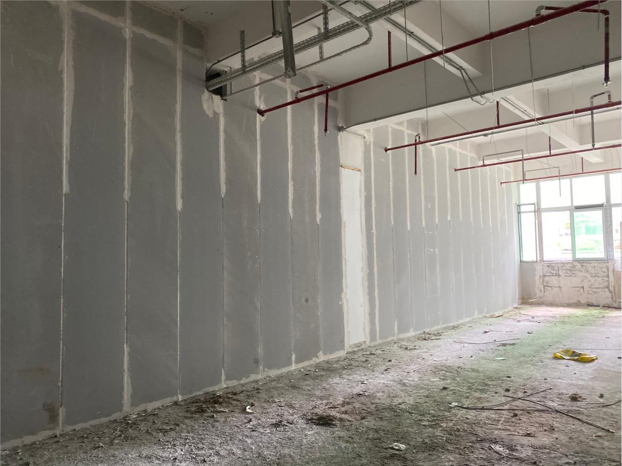 轻质隔墙板施工方案有关事项介绍