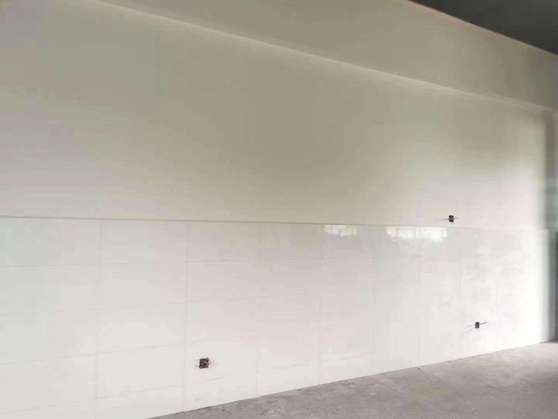 ALC轻质隔墙板-学校项目