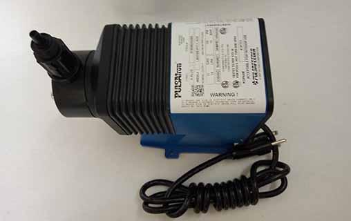 美国电磁隔膜计量泵LB03SB-PTC1