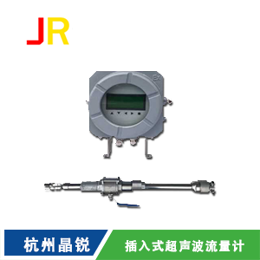 JR-B-S单杠插入式超声波流量计