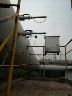 河北普阳钢铁施工现场—杭州晶锐仪器仪表有限公司