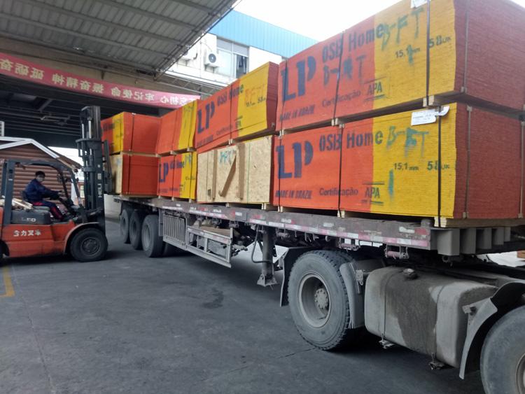 美国LP-osb板中国区域代理-上海丰天木业有限公司