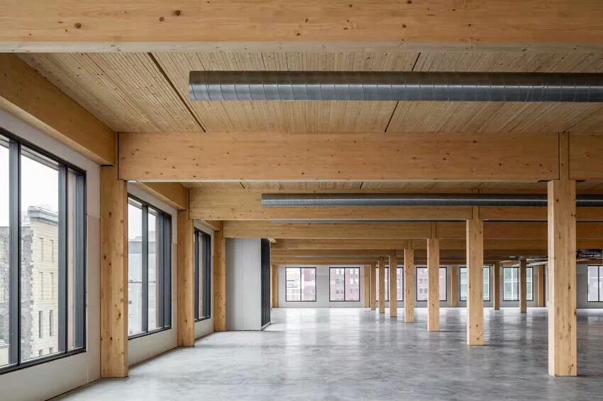 膠合木建筑