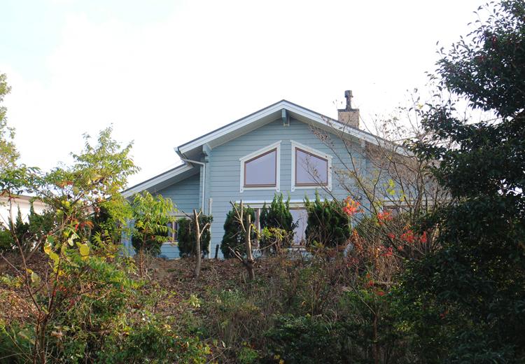 木结构住宅