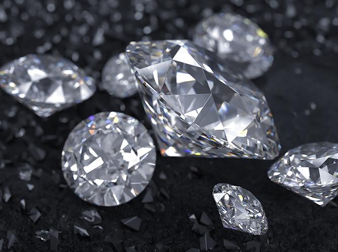 金伯利钻石回收
