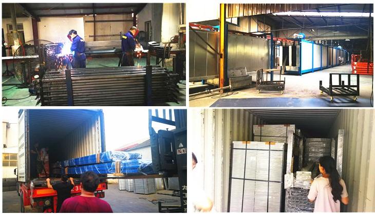 工厂设备-焊接与包装