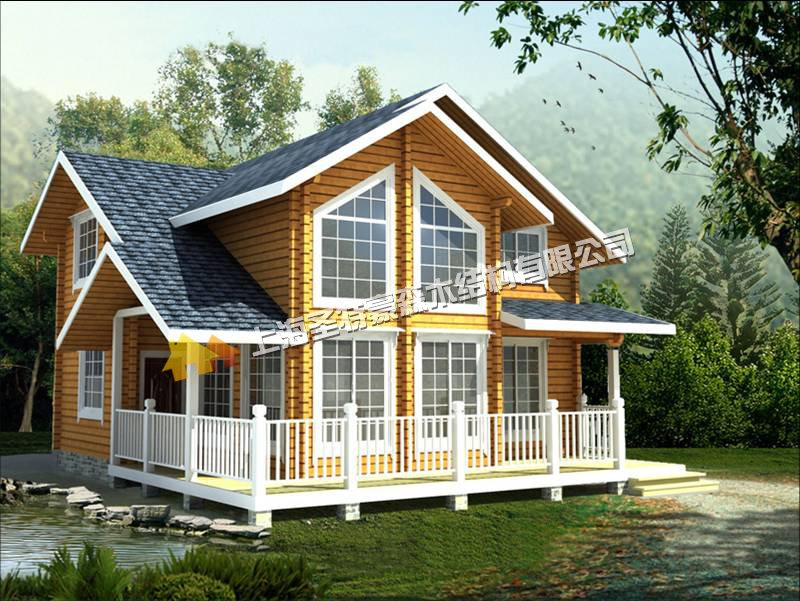 小编带您了解木屋别墅造价的高低原因?