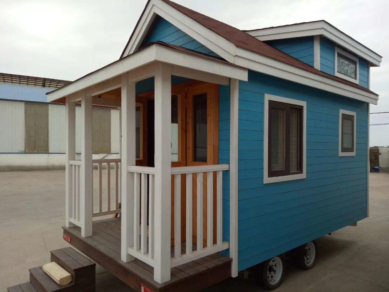 圣特小编带您了解移动木屋有哪些优势。