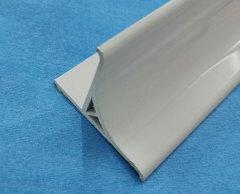 厂家直销塑钢毛刷条支架