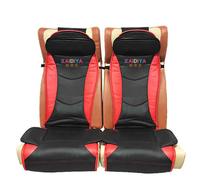Bus sharing massage cushion