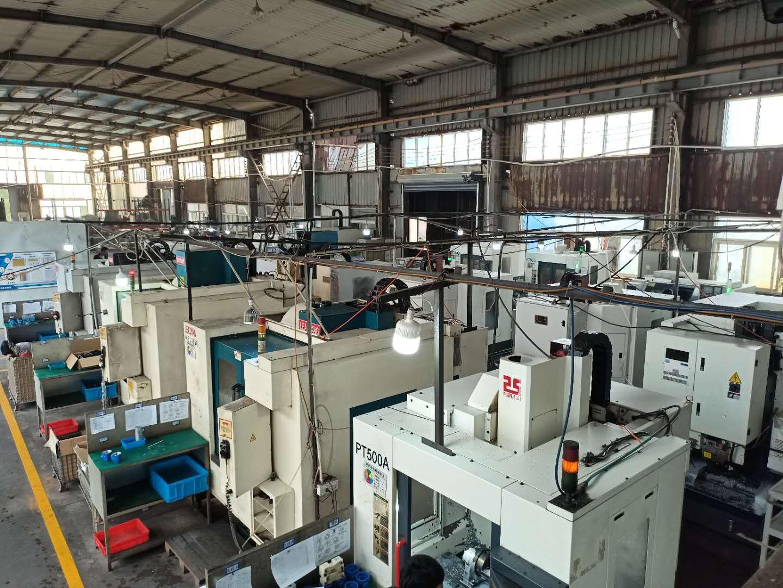 CNC机加工