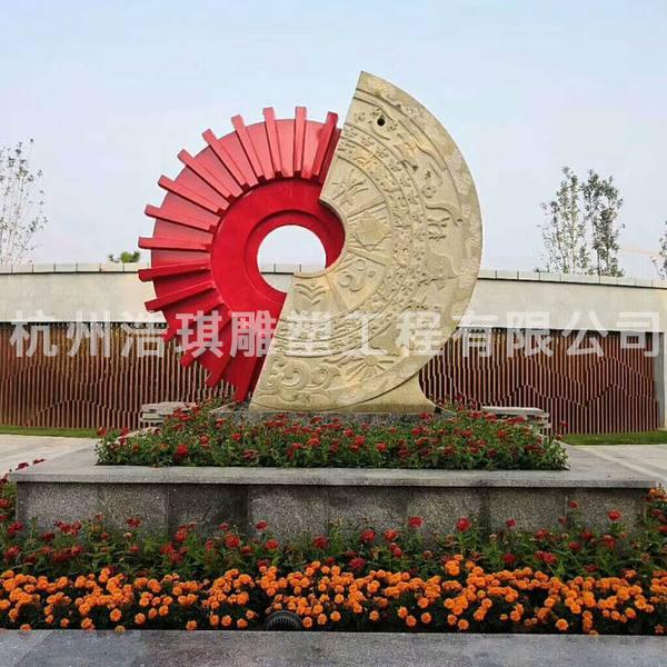 党建雕塑-雕塑安装-杭州浩琪雕塑工程有限公司