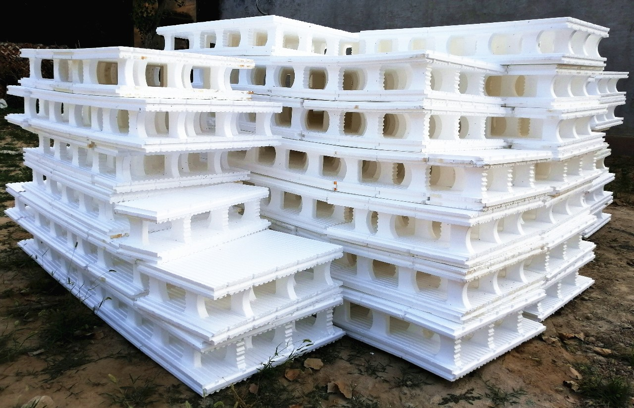 科技融入建筑,告别传统建房