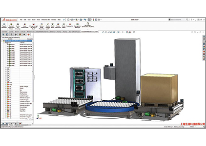 SOLIDWORKS Electrical 3D 电气设计