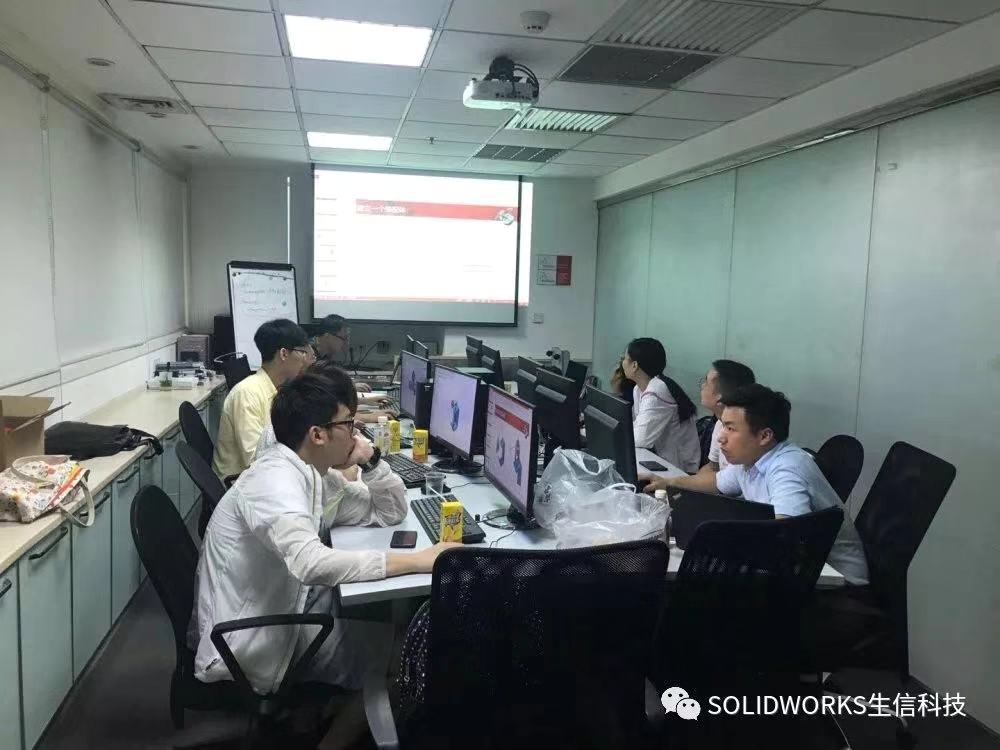 SOLIDWORKS标准培训