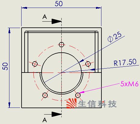 solidworks工程图尺寸线颜色