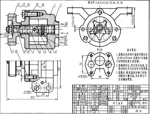 solidworks零件装配体的可修改性