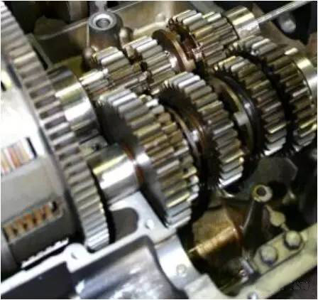 Modern intelligent gear shaft hardness test