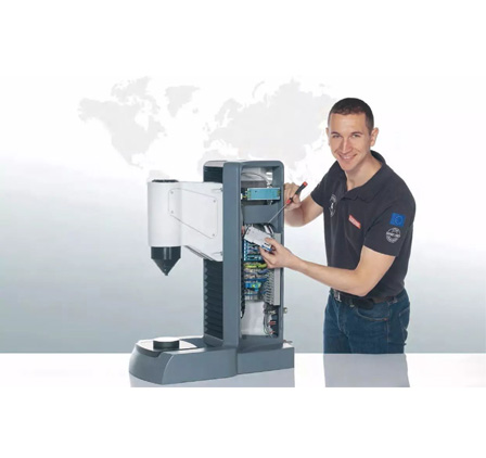 The fifth generation of Luo's hardness tester, the value of the face is more powerful!