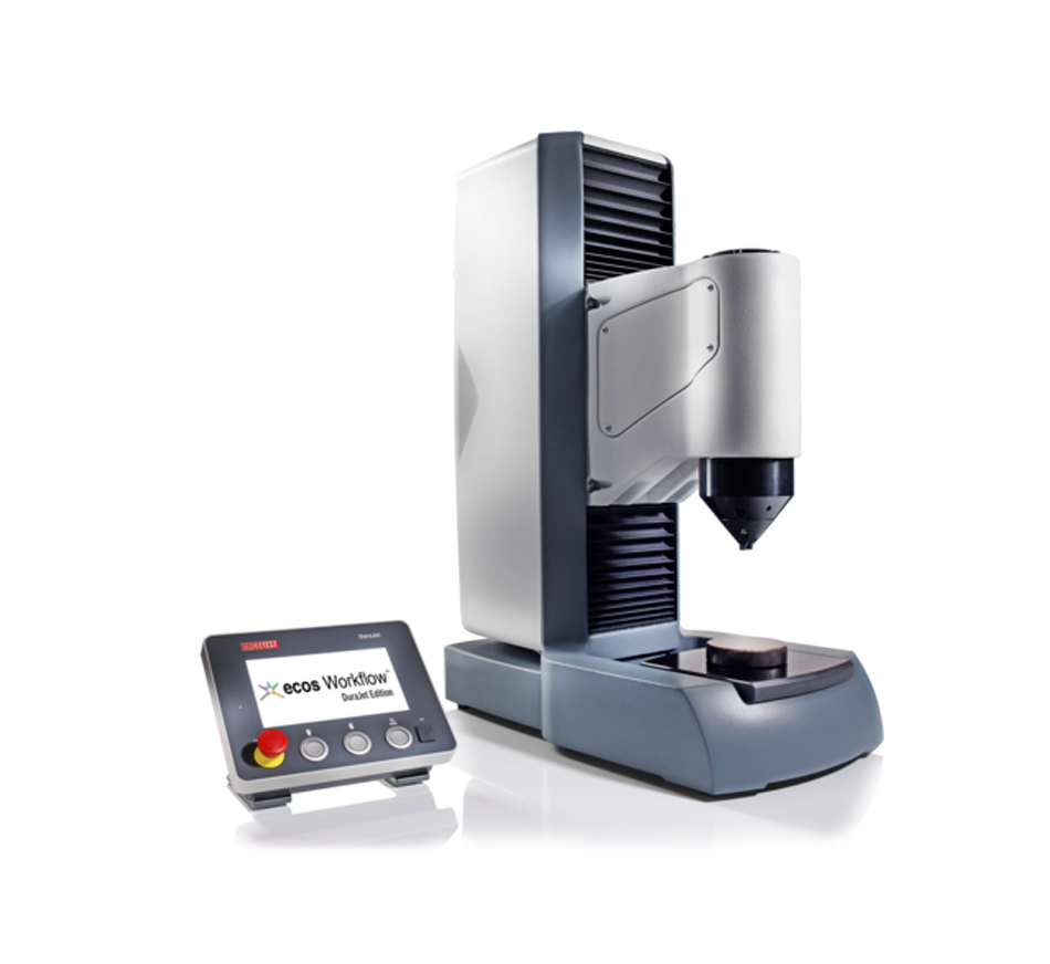DuraJet 10 G5 Fully Automatic Rockwell Hardness Tester