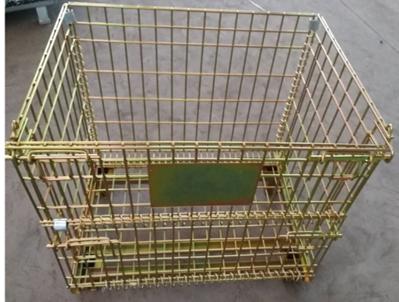 彩锌仓储笼