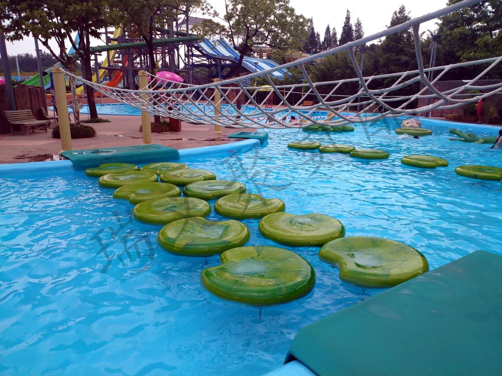高回弹发泡-水上乐园漂浮设施