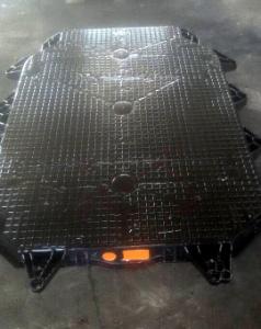 新能源车锂电池底盘聚脲防护