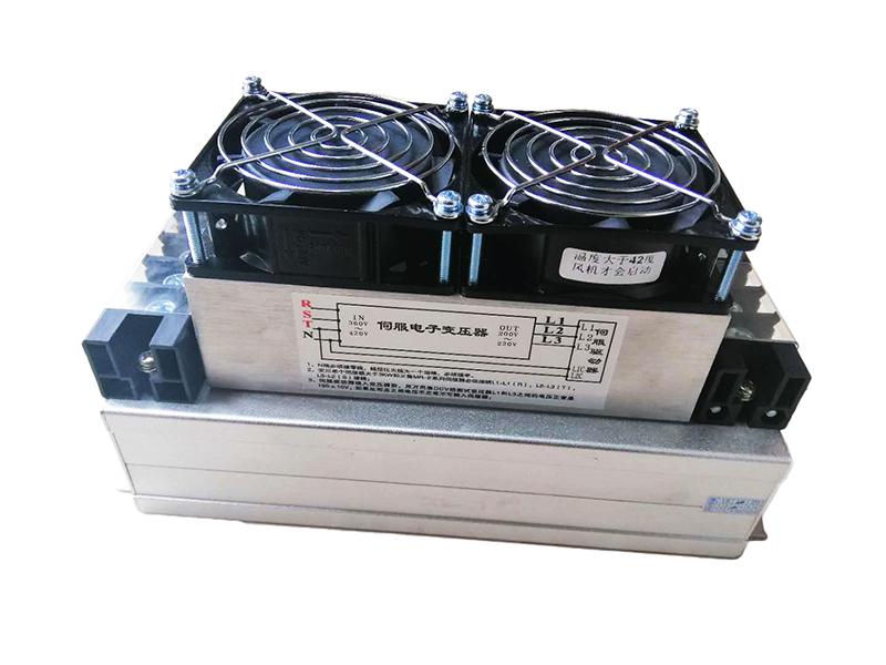 三相电子伺服变压器