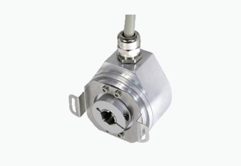 Single-turn absolute encoder AHS58-H