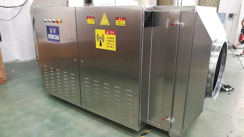 UV光氧催化废气处理设备的特点及工作原理