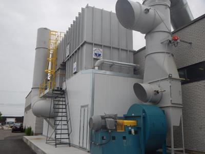 蓄热式催化氧化器RCO