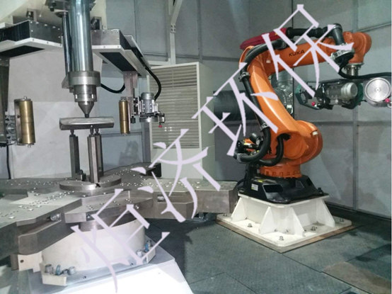 焊接机器人除尘系统
