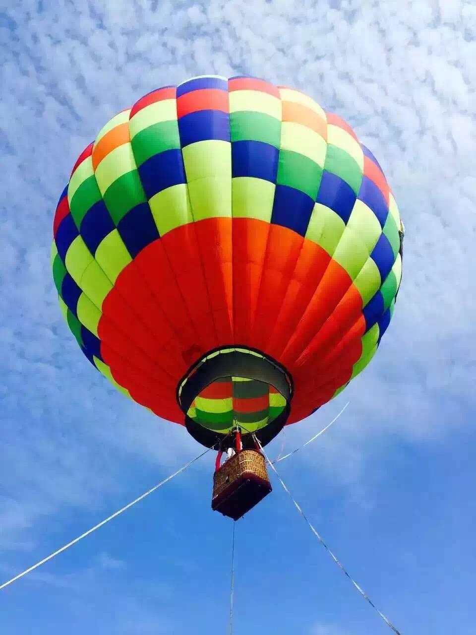 公园热气球节