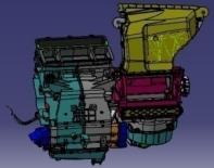 新能源汽车热管理系统SPR-TMS