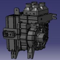 新能源电动空调SPR-HR