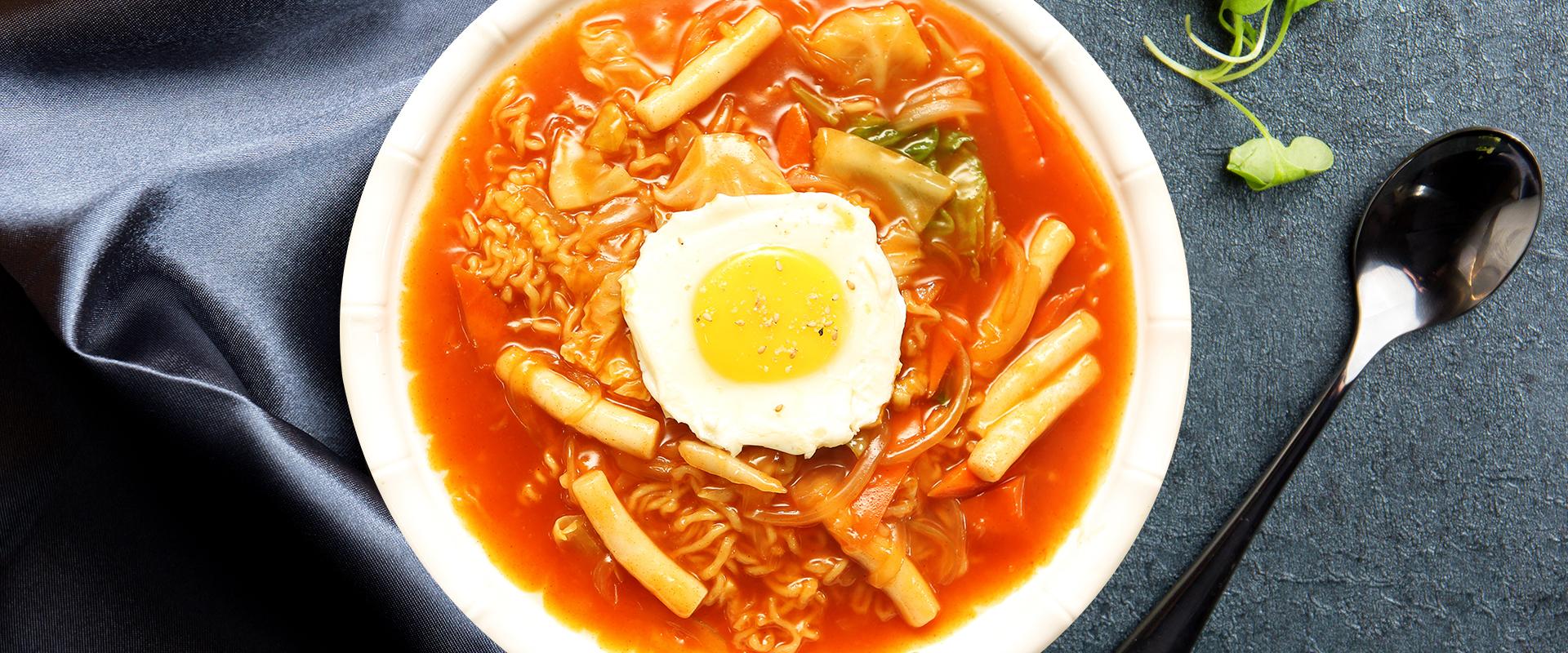 韩国特色小吃店