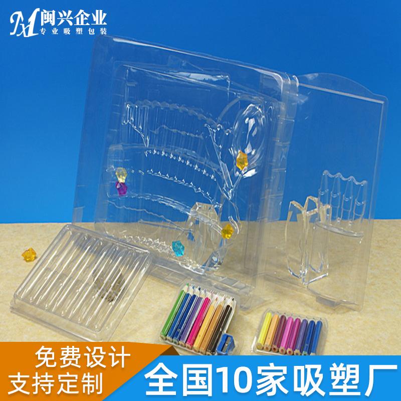 吸塑包装产品的制作原理