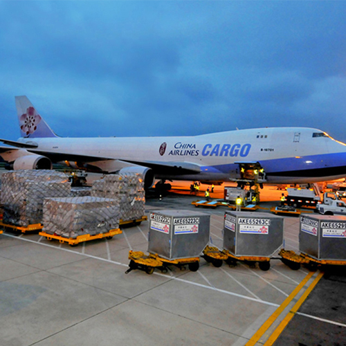 Air transport of dangerous goods