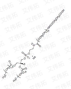 DSPE-PEG2000-COOH Distearoyl phosphatidyl acetamide-polyethylene glycol 2000-carboxylic acid