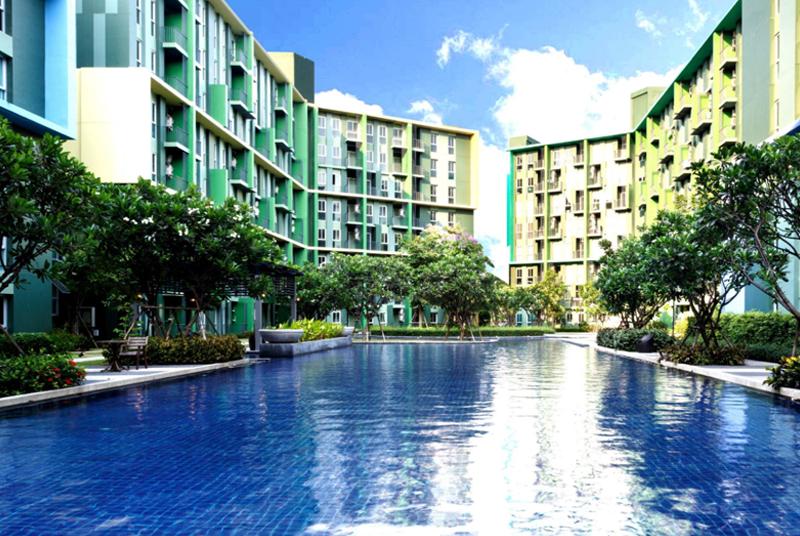 泰國Parc Exo公寓市場